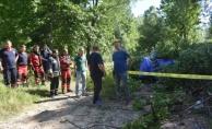 Alanya'da ağacı budarken düşüp yaralandı