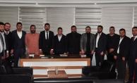 ALSEV'de yeni başkan Şimşek oldu