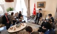 Çavuşoğlu: Arkasında PKK'nın olduğunu biliyoruz