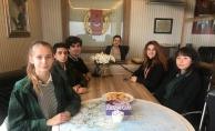 Doğa Koleji öğrencileri 10 Ocak'ı kutladı