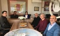 Saadet Partisi'nden AGC'ye ziyaret