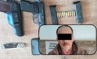 Alanya'da azılı hırsız suçüstü yakalandı!