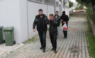 Alanya'da yakalanan 2 uyuşturucu satıcısı tutuklandı