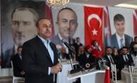 Bakan Çavuşoğlu Alanya'da Cumhur İttifakı'nı değerlendirdi