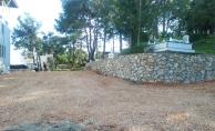 Büyükşehirden Alanya'daki mezarlıklara bakım