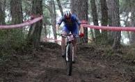 Dağ Bisikleti Yarışı Alanya' da