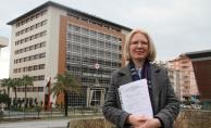 Rus gelin Alanya Belediyesi'ne resmen aday oldu