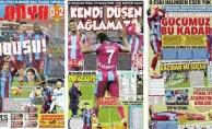Trabzon gazetelerinden Alanya maçı yorumu