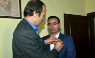 Yeni Alanya Ziraat Odası Başkanı görevi devraldı