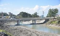 Alanya Belediyesi Demirtaş Köprüsü'nü güzeleştiriyor