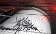 Alanya'da deprem paniği!
