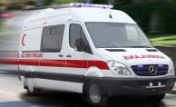 Alanya'da otomobilin çarptığı çocuk yaralandı