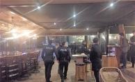 Alanya'da polis eğlence merkezlerini mercek altına aldı!