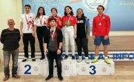 Alanyalı sporculardan 6 madalya birden