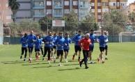 Alanyaspor'da Erzurumspor maçı hazırlıkları başladı