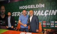 Çavuşoğlu'dan Sergen Yalçın açıklaması