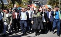 Çelik: Menderes Türel'le Antalya dünya markası olacak