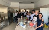 Rus aşçılar baharın gelişini kutladılar