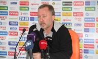 Sergen Yalçın'dan Erzurumspor maç yorumu