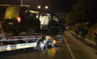 Alanyasporlu futbolcular kaza yaptı: 1'i ağır 7 yaralı