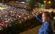 Cumhurbaşkanı Erdoğan'dan seçim sonuçlarıyla ilgili ilk açıklama!
