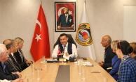 Yabancılar Meclisi'nden Başkan Yücel'e tebrik