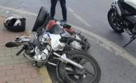 Alanya'da üç ayrı kazada, 3 kişi yaralandı