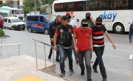 Gaziantep'ten Alanya'ya uyuşturucu getiren 4 şüpheli tutuklandı!