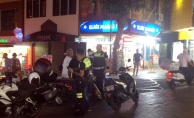 Kurallara uymayan motosikletliler Alanya polisinden kaçamadı!