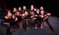 Alanya Belediye Tiyatrosu'ndan büyük başarı