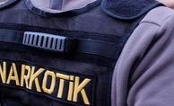Alanya merkezli uyuşturucu operasyonu: 13 gözaltı