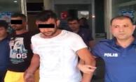 Alanya'da kontrolden kaçan 1'i cezaevi firarisi 2 şüpheli yakalandı