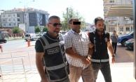 Alanya'da silahla bir kişiyi yaralayan şüpheli tutuklandı