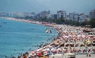 Antalya'da bayram gibi sezon açılışı