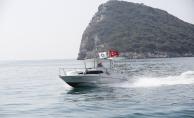 Antalya'da deniz suyu denetim altında