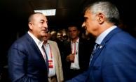 """Bakan Çavuşoğlu:""""Sahada da masada da güçlüyüz!"""""""