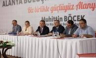Başkan Böcek:Turizm birliği kuracağız