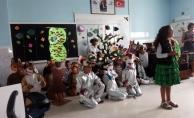 Eko okullarda tiyatrolu final