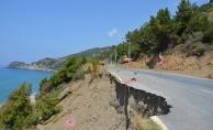 Gazipaşa-Alanya sahil yolu daha güvenli olacak