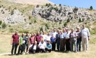 Ak Parti Alanya İlçe Teşkilatı'ndan  yayla ziyaretleri