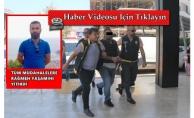 Alanya'da silahlı cinayet şüphelisi tutuklandı