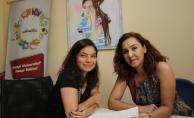 Alanya'da üniversite adayları ASMEK'te