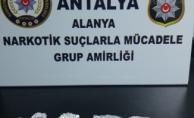 Alanya'da Uyuşturucu tacirine 8 yıl hapis