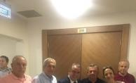 Alanya CHP yönetiminden Başkan Böcek'e ziyaret