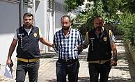 Alanya'da barmen cinayeti zanlısı adliyede!
