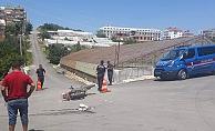 Alanya'da feci kaza: 1 ağır yaralı