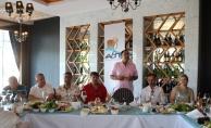 Alanya'da turizmin nabzı bu toplantıda attı