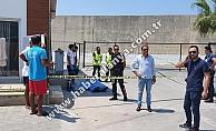 Alanya'da denizde bulunan erkek cesedi karaya çıkartıldı