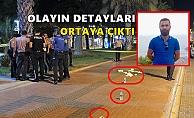 Alanya'da sokak ortasında silahlı kavga: 1 ölü