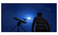 Bu gece Ay tutulması olacak!Alanya'dan da izlenecek